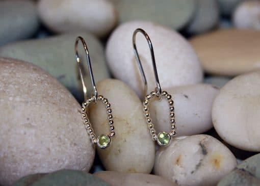 Hand Made Jewellery - Beaded earrings