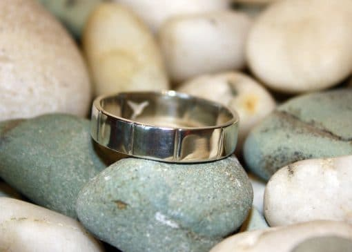 Hand Made Jewellery - Mans ring
